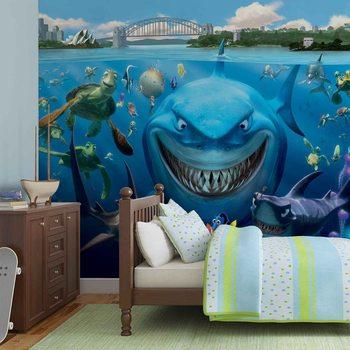 Carta da parati Disney Nemo