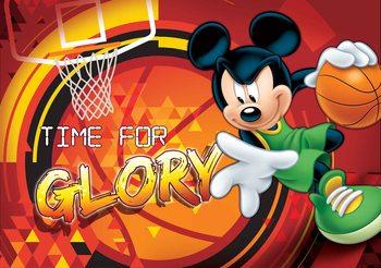 Carta da parati  Disney Topolino Mickey Mouse