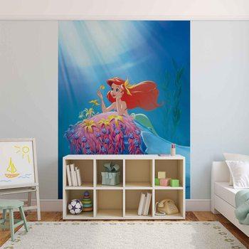 Carta da parati Little Mermaid Ariel di Disney