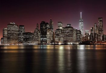 Carta da parati Nyc Skyline