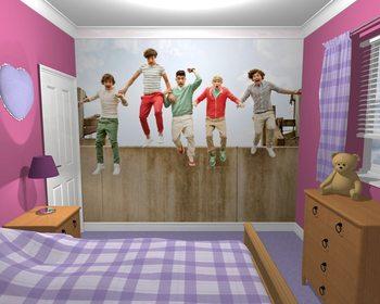 Carta da parati One Direction - Jump