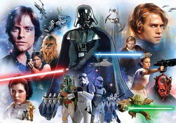Carta da parati Star Wars