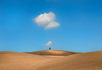 Carta da parati  Tuscany