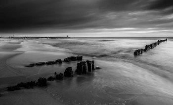 Carta da parati Veduta Spiaggia