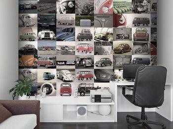 Carta da parati VW Volkswagen