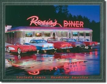 Cartelli Pubblicitari in Metallo LEWIS - rosie's