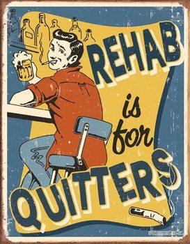 Cartelli Pubblicitari in Metallo Schonberg - Rehab