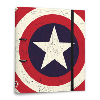 Articoli di Cartoleria Captain America - Shield