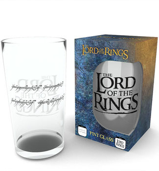 The Lord Of The Rings - Ring Čaša