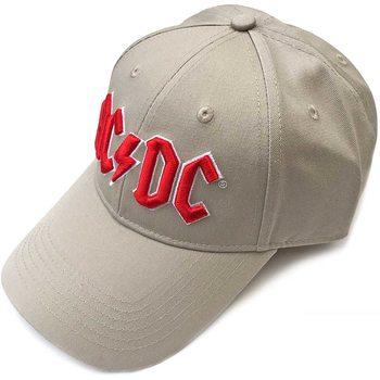 AC/DC - Red Logo Casquette
