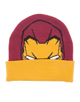 Iron Man - Head Casquette