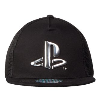PlayStation - Logo Casquette