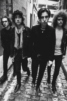 Αφίσα  Catfish and the Bottlemen - Band