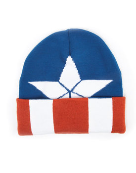 Čepice  Captain America - Logo