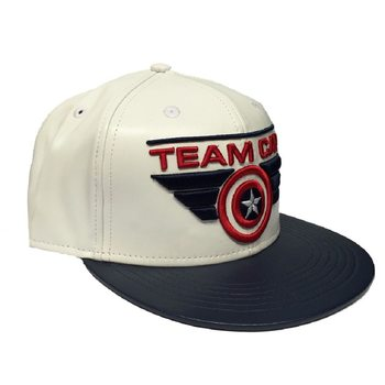 Čepice  Captain America - Team Cap