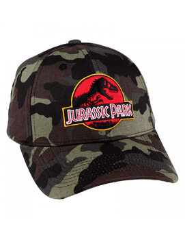 Čepice Jurský Park - Logo