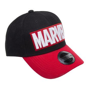 Čepice  Marvel - Logo