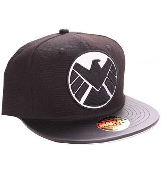 Čepice Marvel - Shield Logo