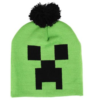 Čepice Minecraft - Creeper
