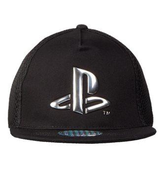 Čepice PlayStation - Logo