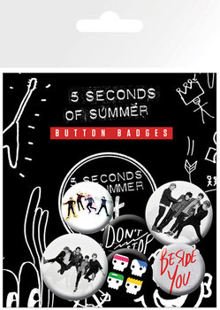 Chapita  5 Seconds of Summer - New