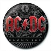 Chapitas AC/DC - black ice