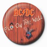 Chapitas AC/DC - FLY ON THE WALL