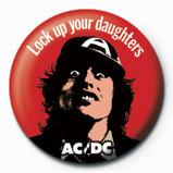 Chapitas AC/DC - lock up