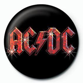 Chapitas AC/DC - Red