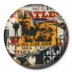 Chapitas  BEATLES - anthology 2