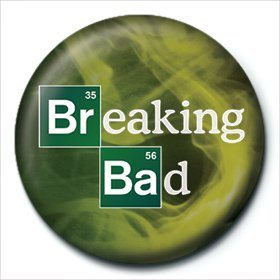Chapitas Breaking Bad - Logo