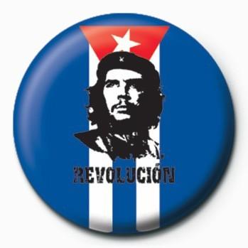 Chapitas CHE GUEVARA - bandera