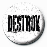 Chapitas DESTROY