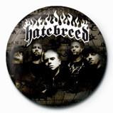 Chapitas HATEBREED - band