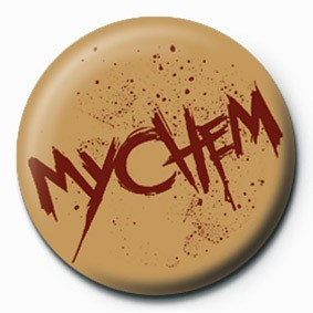 Chapitas My Chemical Romance - My C