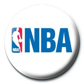 Chapitas  NBA - logo