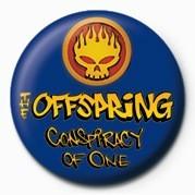 Chapitas OFFSPRING - CONSPIRACY