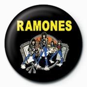 Chapitas RAMONES (CARTOON)