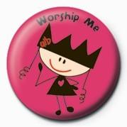 Chapitas Ugly Little Bitch (Worship