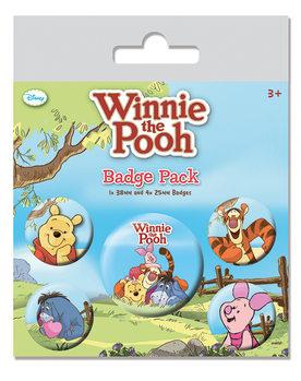 Chapita Winnie Pooh - Characters