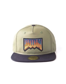 Čiapka Doom Eternal - Retro Logo