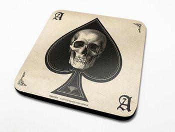 Ace of Spades Coasters