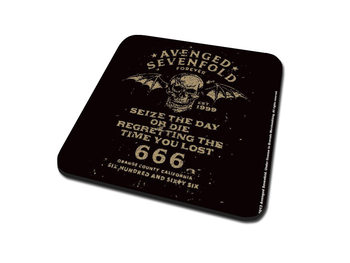 Avenged Sevenfold - Sieze The Day Coasters