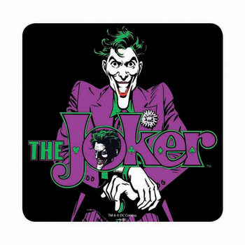 Batman - Joker Coasters