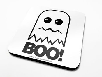 Boo!  Coasters