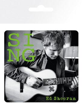 Ed Sheeran - Close up Coasters
