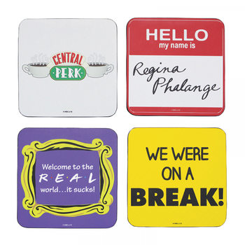 Friends - Quotes Coasters