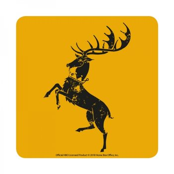 Game of Thrones – Baratheon Coasters