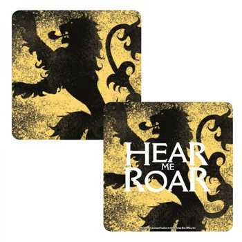 Game of Thrones - Lannister Coasters