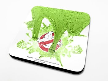 Ghostbusters - Slime!  Coasters